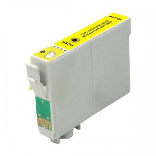 Μελάνι Epson Συμβατό T1294 - ΙΝΚ 15ml Yellow Συμβατο με Apple-EPSON Stylus SX230/SX235W/SX420W/SX425W/SX430W/SX435W/SX438W/SX440W/SX445W
