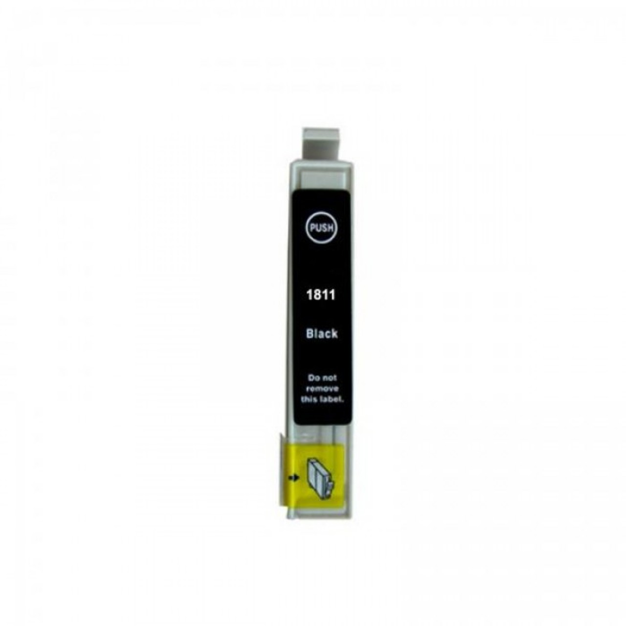 Μελάνι Epson PF Συμβατό T18XL - T1811XL 15ml Black για Epson Expression Home XP: 30, 33, 100, 102, 200, 202, 205, 210, 212, 215, 225, 300, 302, 305, 310, 312, 313, 315, 320, 322, 325, 400, 402, 405, 405WH, 410, 412, 413, 415, 420, 422, 425