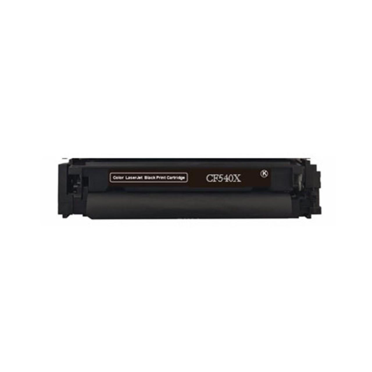 HP CF540X / 203X - BLACK ΣΥΜΒΑΤΟ ΤΟΝΕΡ PF (Paten Free) σελ.3200