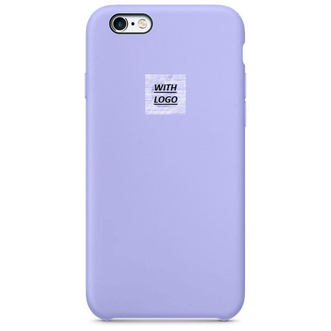 ΘΗΚΗ ΠΡΟΣΤΑΣΙΑΣ ΣΙΛΙΚΟΝΗΣ ΓΙΑ iPhone 6 PLUS ΛΕΒΑΝΤΑ - BACK COVER SILICON CASE LAVENDER - OEM
