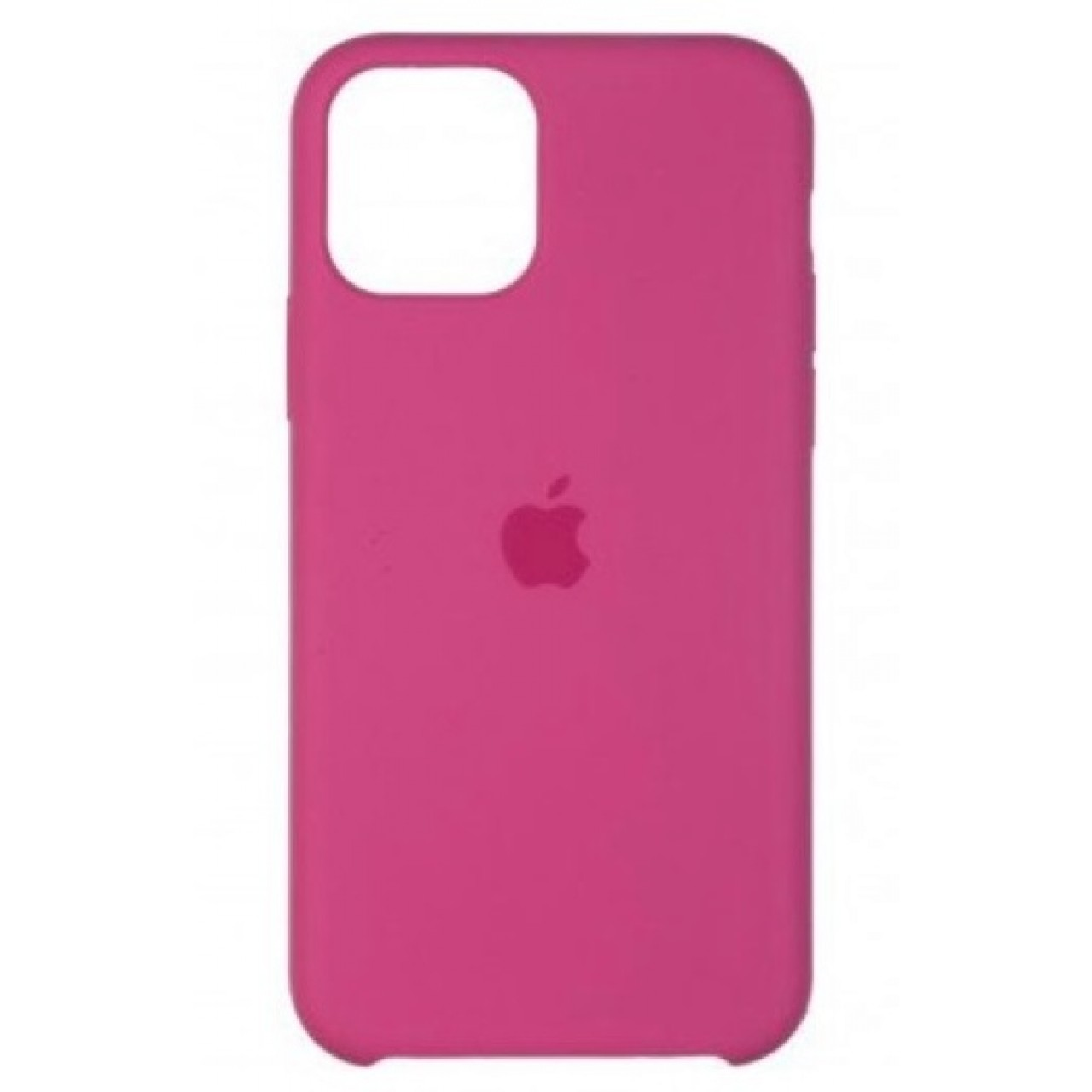 ΘΗΚΗ ΠΡΟΣΤΑΣΙΑΣ ΣΙΛΙΚΟΝΗΣ ΓΙΑ iPhone 11 PRO ΚΕΡΑΣΙ - BACK COVER SILICON CASE CHERRY - OEM