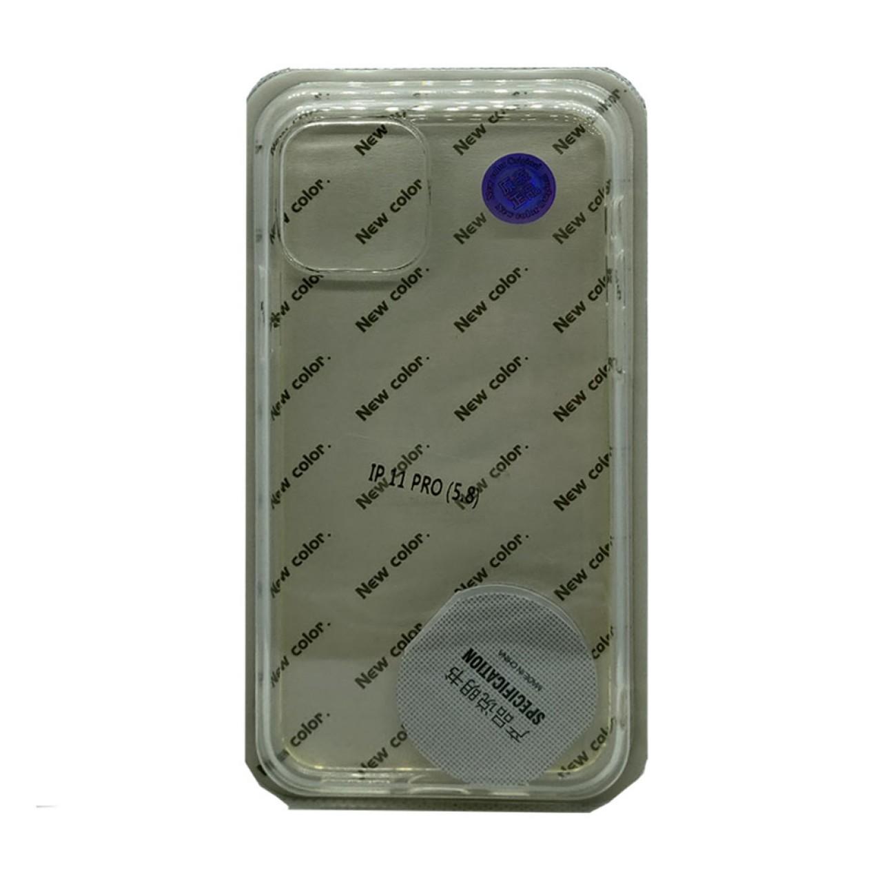ΘΗΚΗ ΠΡΟΣΤΑΣΙΑΣ ΣΙΛΙΚΟΝΗΣ ΓΙΑ iPhone11 Pro - BACK COVER SILICON CASE - NEW COLOUR