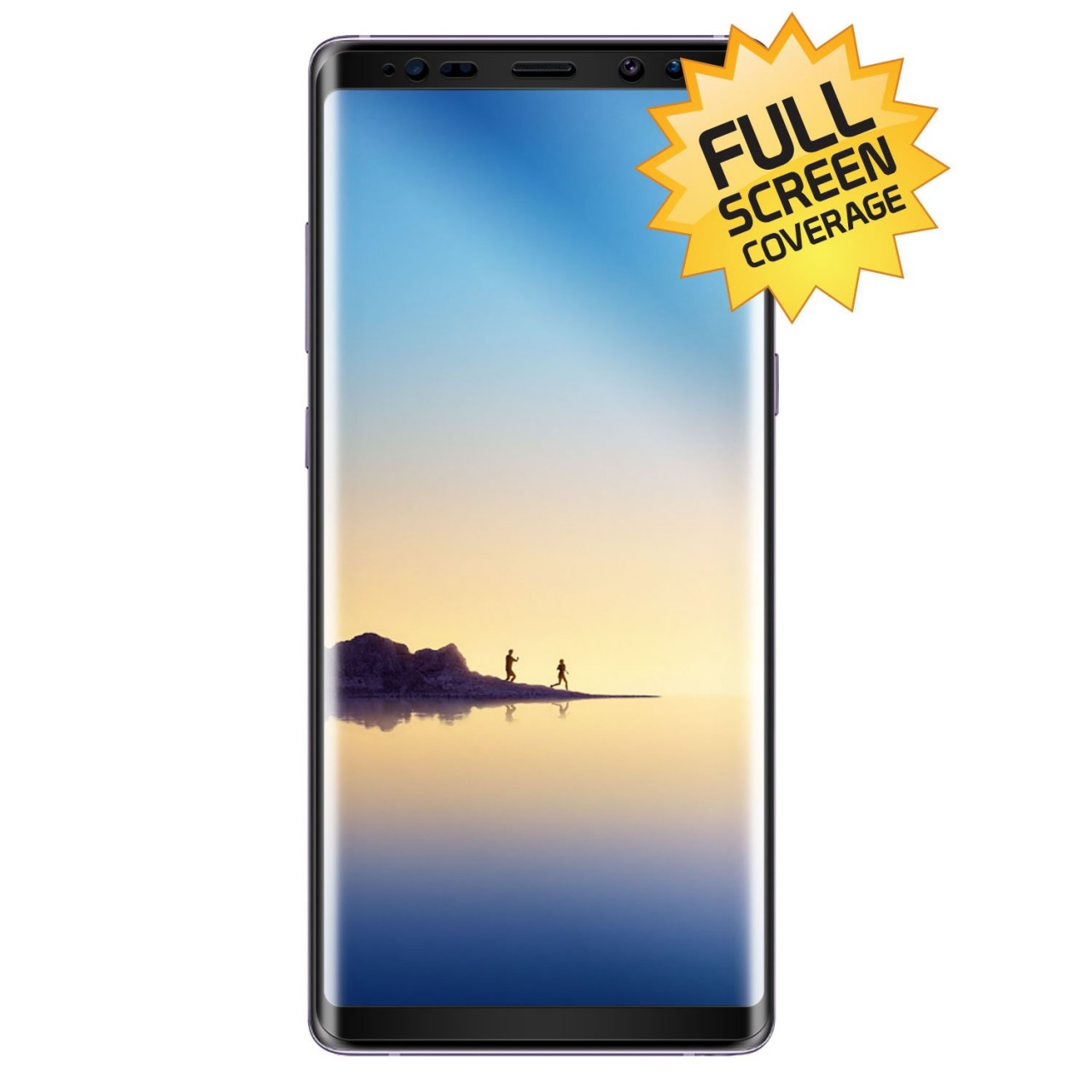 5D TEMPERED GLASS PREMIUM FULL FACE CURVED - ΠΡΟΣΤΑΤΕΥΤΙΚΟ ΤΖΑΜΙ ΟΘΟΝΗΣ ΓΙΑ SAMSUNG GALAXY S9 PLUS - BLACK