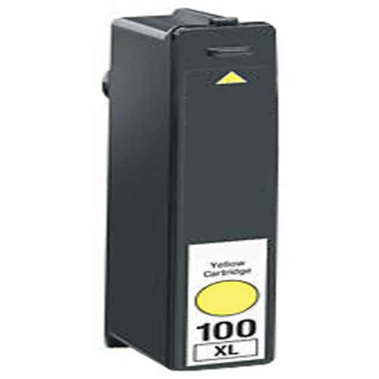 Μελάνι Lexmark Συμβατό 100XL Yellow 16ml για Genesis S815, Impact S301, Prospect Pro 205, 209, Prevail Pro 704, 705, 709, 715, Prestige Pro 805, Pinnacle Pro 901, Platinum Pro 905, Impact S305, Interpret S405, S409, Intuition S505, Interact S605